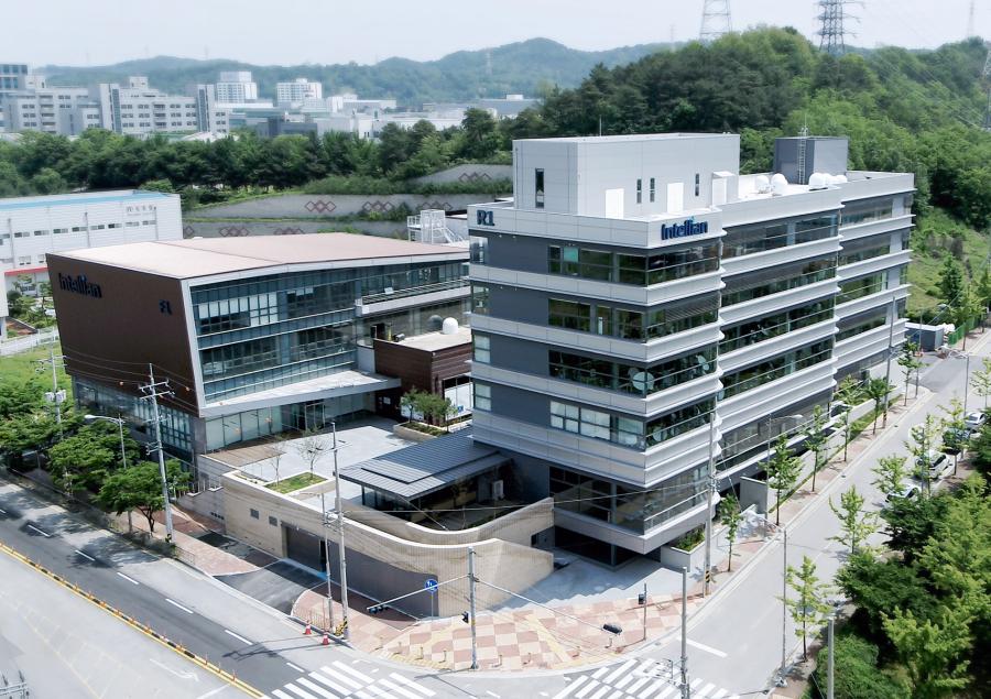 Intellian's new R&D Center